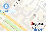 Схема проезда до компании Нотариус Зайченко И.А. в Днепре