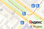 Схема проезда до компании DONER KING в Днепре