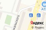 Схема проезда до компании RAMA в Днепре