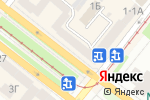 Схема проезда до компании Podium в Днепре
