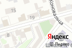 Схема проезда до компании Иводент в Днепре