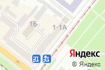 Схема проезда до компании М-подиум в Днепре