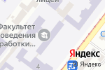 Схема проезда до компании Fresh-ka в Днепре