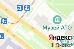Схема проезда до компании Лайт-Маркет в Днепре
