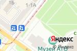 Схема проезда до компании Платный общественный туалет в Днепре