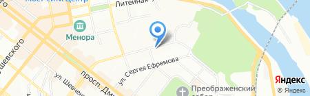Ermanno Scervino на карте Днепропетровска