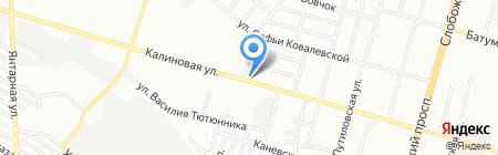 Лови Волну на карте Днепропетровска
