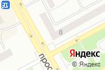 Схема проезда до компании Авторское ателье Натальи Хлевной в Днепре