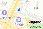 Схема проезда до компании Комісійний магазин №1 в Днепре