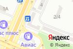 Схема проезда до компании Магазин фастфудной продукции в Днепре