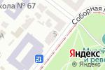 Схема проезда до компании Имаго в Днепре