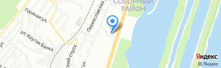 Chameleon на карте Днепропетровска