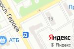 Схема проезда до компании КАСПЕР в Днепре