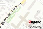 Схема проезда до компании Астрагал-Днепр в Днепре