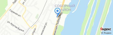 Экотехника на карте Днепропетровска