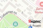 Схема проезда до компании IGROK BARBER SHOP в Днепре