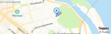 Dress Box на карте Днепропетровска