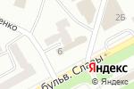 Схема проезда до компании МАЛЯТКО в Днепре