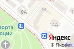 Схема проезда до компании Нотариусы Кулинич С.А. и Чернышев С.О. в Днепре