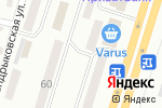 Схема проезда до компании Киоск по продаже хлебобулочных изделий в Днепре