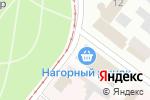 Схема проезда до компании Сырная лавка в Днепре