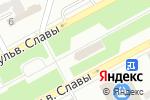 Схема проезда до компании Еко-лавка в Днепре