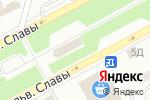 Схема проезда до компании Виноградус в Днепре