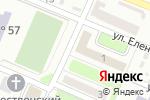 Схема проезда до компании Днепровская Федерация Айкикай Айкидо в Днепре
