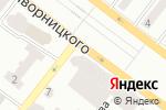 Схема проезда до компании Горчица в Днепре