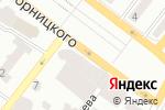Схема проезда до компании Элькон в Днепре