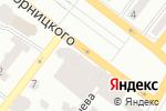 Схема проезда до компании BSK Group в Днепре