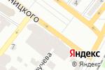 Схема проезда до компании Lawatec, Ltd в Днепре
