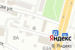 Схема проезда до компании Храм в честь иконы Божией Матери Вифлеемская в Днепре
