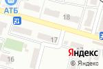 Схема проезда до компании Магазин стоковой и секонд-хенд одежды в Днепре