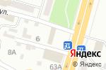 Схема проезда до компании Дніпро-авто в Днепре