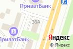 Схема проезда до компании Банкомат, ВТБ Банк, ПАО в Днепре