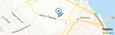 Сирна крамниця на карте Днепропетровска