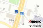 Схема проезда до компании EXIST.UA в Днепре