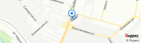 Primera на карте Днепропетровска