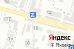 Схема проезда до компании Диво в Днепре
