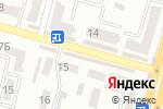 Схема проезда до компании Натали в Днепре
