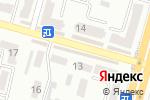 Схема проезда до компании Экзотика в Днепре