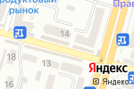 Схема проезда до компании Карапуз в Днепре