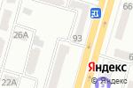 Схема проезда до компании Династия в Днепре