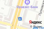 Схема проезда до компании Терминал самообслуживания, УкрСиббанк, ПАО в Днепре