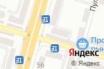 Схема проезда до компании Магазин женской одежды в Днепре