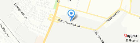 Монолит Строй Сервис на карте Днепропетровска