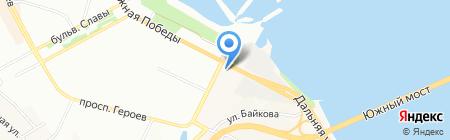 PROколесо на карте Днепропетровска