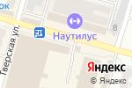 Схема проезда до компании Булочник в Днепре