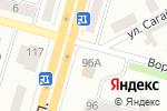 Схема проезда до компании Honda в Днепре
